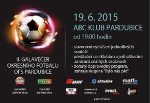 Pozvánka II. GalavečerOFS Pardubice
